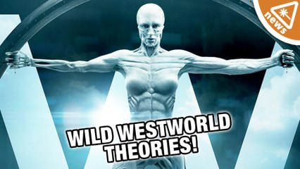 The 3 Wildest Westworld Theories So Far! (Nerdist News w/ Jessica Chobot)