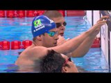 Swimming | Men's 100m Freestyle S11 heat 1 | Rio 2016 Paralympic Games