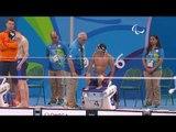 Swimming | Men's 100m Breaststroke SB6 heat 1 | Rio 2016 Paralympic Games