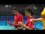 Table Tennis | TPE v TUR | Men's Team Semifinals Class 4/5 M1 | Rio 2016 Paralympic Games
