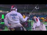 Wheelchair Fencing | FRA v POL | Men's Team Epee - Semi finals | Rio 2016 Paralympic Games