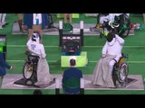 Wheelchair Fencing |ITA v CHI | Men's Team Epee - First match | Rio 2016 Paralympic Games