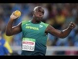 Athletics   Men's Shot Put F37 Final   Rio 2016 Paralympic Games