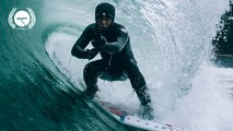 The Coldest Surf Ever | Rip Curl Comfortably Numb | Skuff TV Surf