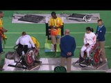 Wheelchair Fencing   POL v CHI   Women's Team Epee - Semi finals   Rio 2016 Paralympic Games