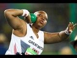 Athletics   Women's Shot Put F34 Final   Rio 2016 Paralympic Games