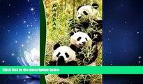 Choose Book Pandas Notebook: Gifts / Presents ( Chinese Giant Panda Bears Ruled Notebook ) (Animal