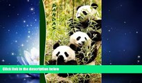 Choose Book Pandas Notebook: Gifts / Presents ( Chinese Giant Panda Bears Ruled Notebook ) (Animal