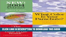 [PDF] What Color Is Your Parachute?: A Practical Manual for Job-Hunters and Career-Changers