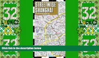 Big Deals  Streetwise Shanghai Map - Laminated City Center Street Map of Shanghai, China  Best