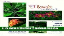 [PDF] Your Florida Landscape: A Complete Guide to Planting and Maintenance : Trees, Palms, Shrubs,