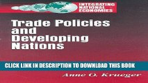 New Book Trade Policies and Developing Nations (Integrating National Economies : Promise and