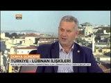Türkiye Lübnan İlişkilerinde Son Durum Nedir? - Dünya Gündemi - TRT Avaz