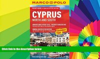 Big Deals  Cyprus North and South Marco Polo Guide (Marco Polo Guides)  Best Seller Books Most