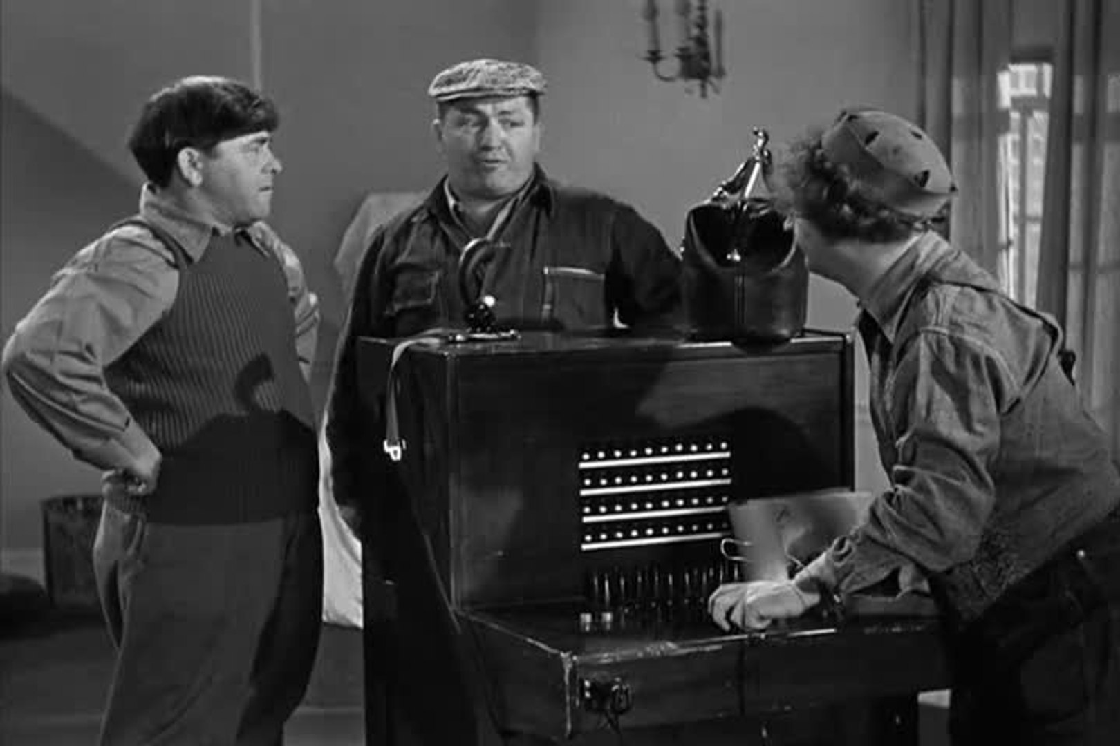 Image result for 043 The Three Stooges: Three Sappy People (1939)