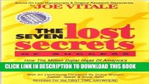 New Book The Seven Lost Secrets of Success
