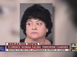 Arizona woman arrested, accused of conspiracy to commit terrorism
