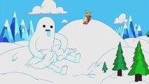 CN Winter | Tijd voor Avontuur | Cartoon Network