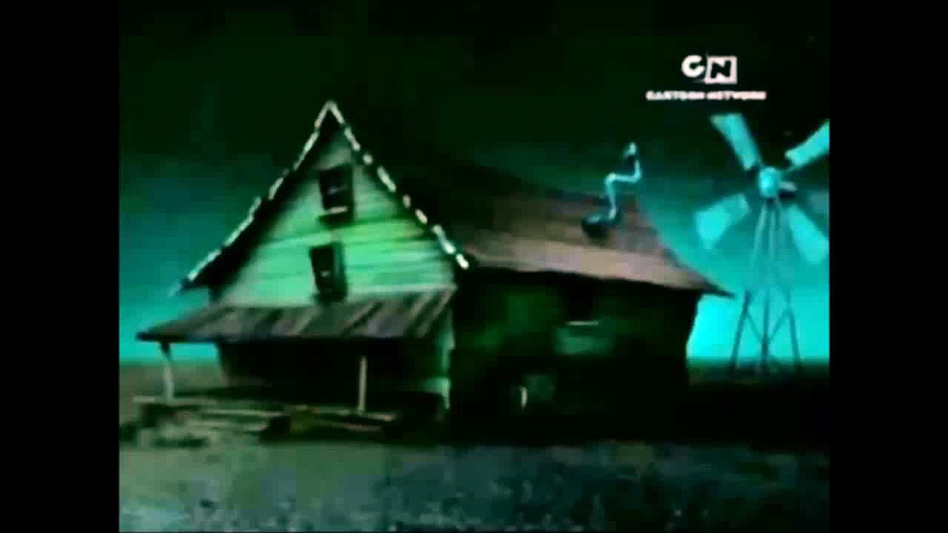 Courage The Cowardly Dog Bumper Eye Watching Courage (HD)