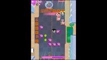 Spela Powerpuff Girls Flipped Out | Spel | Svenska Cartoon Network