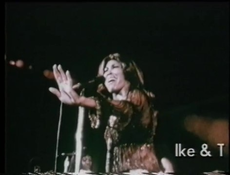 Ike & Tina Turner - River deep mountain high 1969