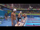 Day 7 morning   Swimming highlights   Rio 2016 Paralympic Games