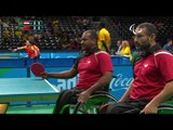 Table Tennis | Egypt v China | Men's Team Quarterfinal Class 4-5 | Rio 2016 Paralympic Games