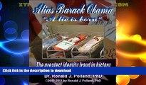 READ  Alias Barack Obama: A lie is born (Alias Barack Obama: the greatest identity fraud in