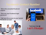 Dial 1-877-776-6261 Facebook Contact Number for complete facebook resolution