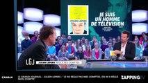 """Le Grand Journal – Julien Lepers : """"Je ne règle pas mes comptes, on m'a réglé mon compte"""""""
