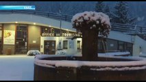 D!CI TV : Alpes du Sud / Météo : Les premières images de chutes de neige (clip photo)