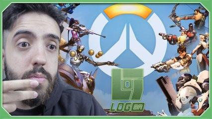 OVERWATCH NA 2ª TEMPORADA? LogBR - Legends of Gaming Brasil