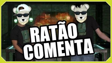 RATO BORRACHUDO COMENTA (FUNKY X VILHENA): LogBR - Legends of Gaming Brasil