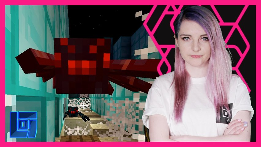 LDShadowLady takes on our Minecraft Gauntlet | Legends of Gaming