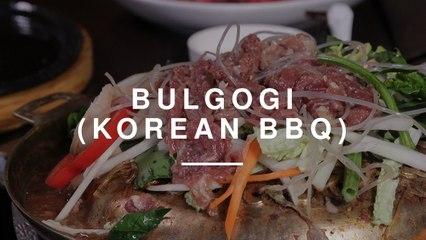 How to make Bulgogi (Korean BBQ Recipe) | Gizzi Erskine | Wild Dish