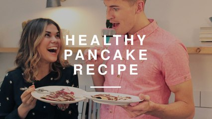 Healthy Pancake Recipe w Doug Armstrong | Madeleine Shaw | Wild Dish