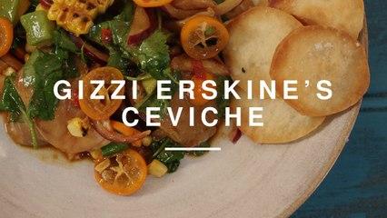 Gizzi Erskine's Ceviche Recipe | Wild Dish