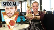 "DIE 2. SHORTY AWARDYS - Real-Life-Memes und Bill ""Garfield"" Murray"