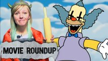 Wieder ein TOTER bei den Simpsons? THOR als FRAU? | MovieRoundUp mit Vegas