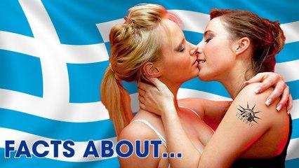 Eine Insel nur für LESBEN in GRIECHENLAND???   Facts about (mit Taddl)