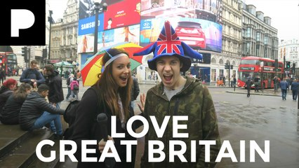 Emily Hartridge & Tom Deacon – What Makes Britain Great?