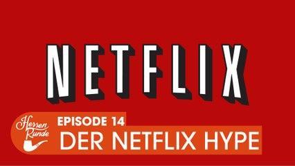 Der NETFLIX HYPE! Zu Gast: GIGA FILM | Herrenrunde - EPISODE 14