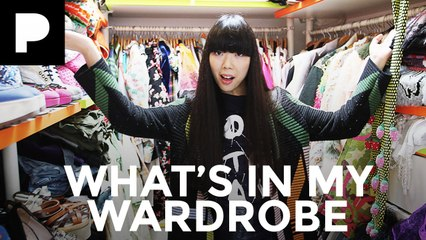 Susie Bubble: What's In My Wardrobe?