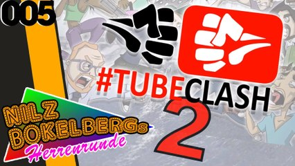 TUBECLASH STAFFEL 2?! Gast: Darkviktory & Team Tubeclash - NILZ BOKELBERG's Herrenrunde - EPISODE 5