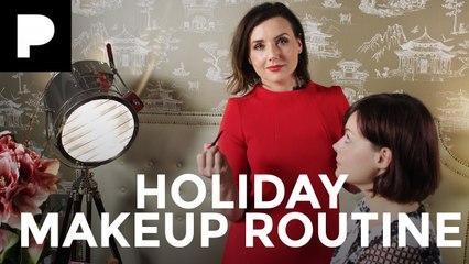 Sali Hughes' No Nonsense Beauty Guide: Holiday Day to Night Makeup