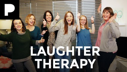 Emily Hartridge's Weird World: Laughter Therapy