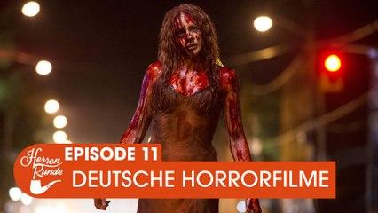Deutschland kann KEINEN Horrorfilm! Gast: GENRENALE | Herrenrunde - EPISODE 11
