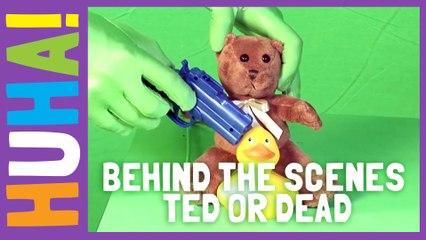 Rencontre avec l'Équipe | Ted or Dead | Making Of épisode 1