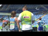 Athletics   Women's Shot Put - F11/12 Final   Rio 2016 Paralympic Games