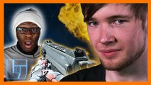 DanTDM v CSG - Call Of Duty: Advanced Warfare Call Out Challenge | Legends of Gaming